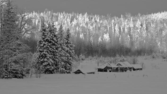 Black And White Landscape Photography. Theme: Black amp; White Landscape